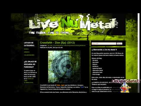 pagina para descargar album de musica gratis