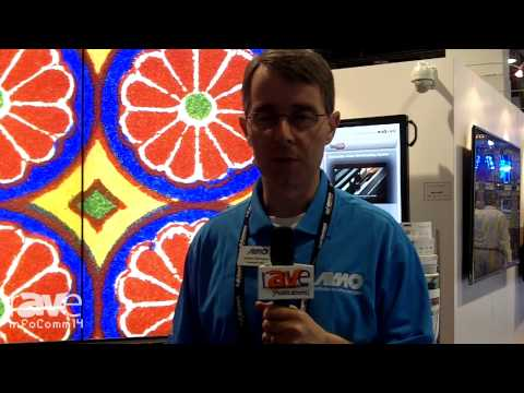 InfoComm 2014: Almo ProAV Explains Their Offerings of Control Systems