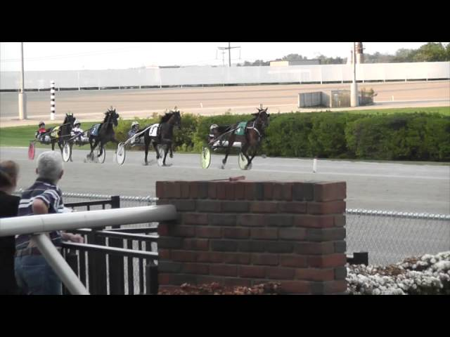 Lofty Chip Sire Stakes at Northfield Park 9 5 14