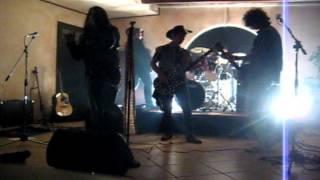 Shotgun Blues - Back From Cali (Cover) Live Eden Pub 10/12/12