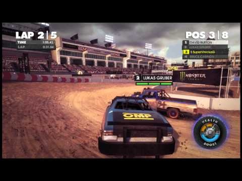 Dirt Showdown - Jogo Sujo