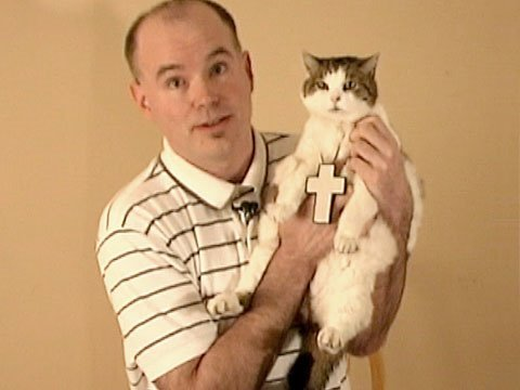 My Cat Is A Christian Video