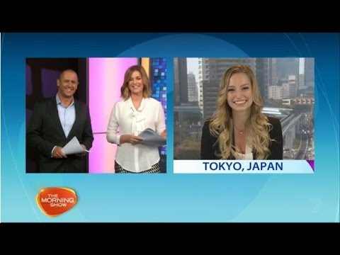 Claire Parker talks international pageant controversy [The Morning  Show on CH7]