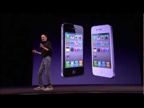 Apple WWDC 2010 - iPhone 4 Introduction