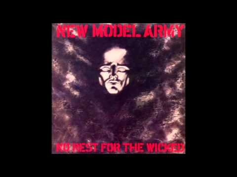 New Model Army - Drag it Down