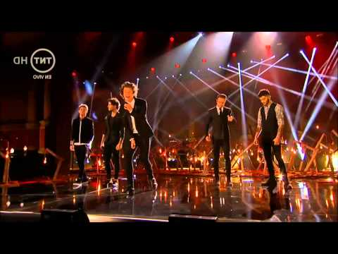 Story Of My Life (one Direction) Ama 2013 video