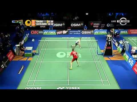 Insane Badminton - best Badminton of all time! [Singles]