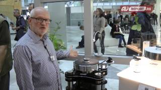 Munich High End Show 2015: Transrotor review of model line