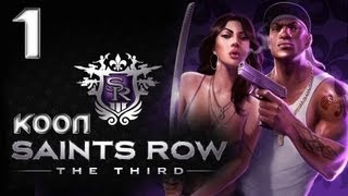 Saints Row 3 - Кооператив - П� ...