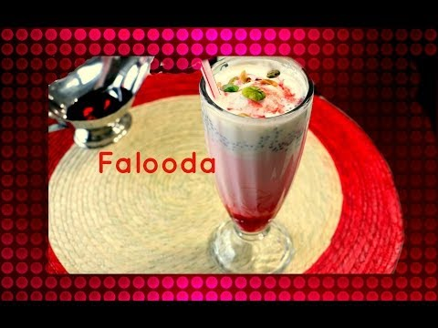 Falooda - Summer Cooler