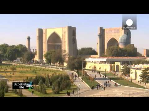 Uzbekistan's second largest city Samarkand -- a Silk Road treasure