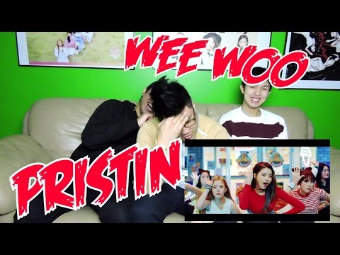 PRISTIN  - WEE WOO MV REACTION (FUNNY FANBOYS)