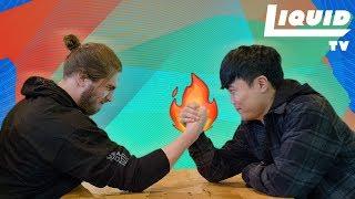 Rakin Faces Off Against Impact and Rubs Doublelift's 😳😳😳 | Team Liquid LoL