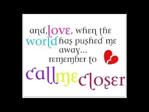 Call Me Closer- Chapter 18 (Nick Jonas Love Story) Video