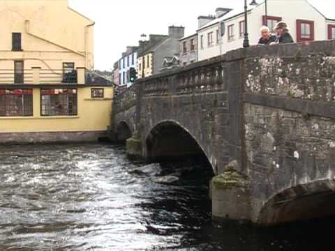 Patrick Taylor takes you on a tour of  the town that inspired An Irish Country Christmas