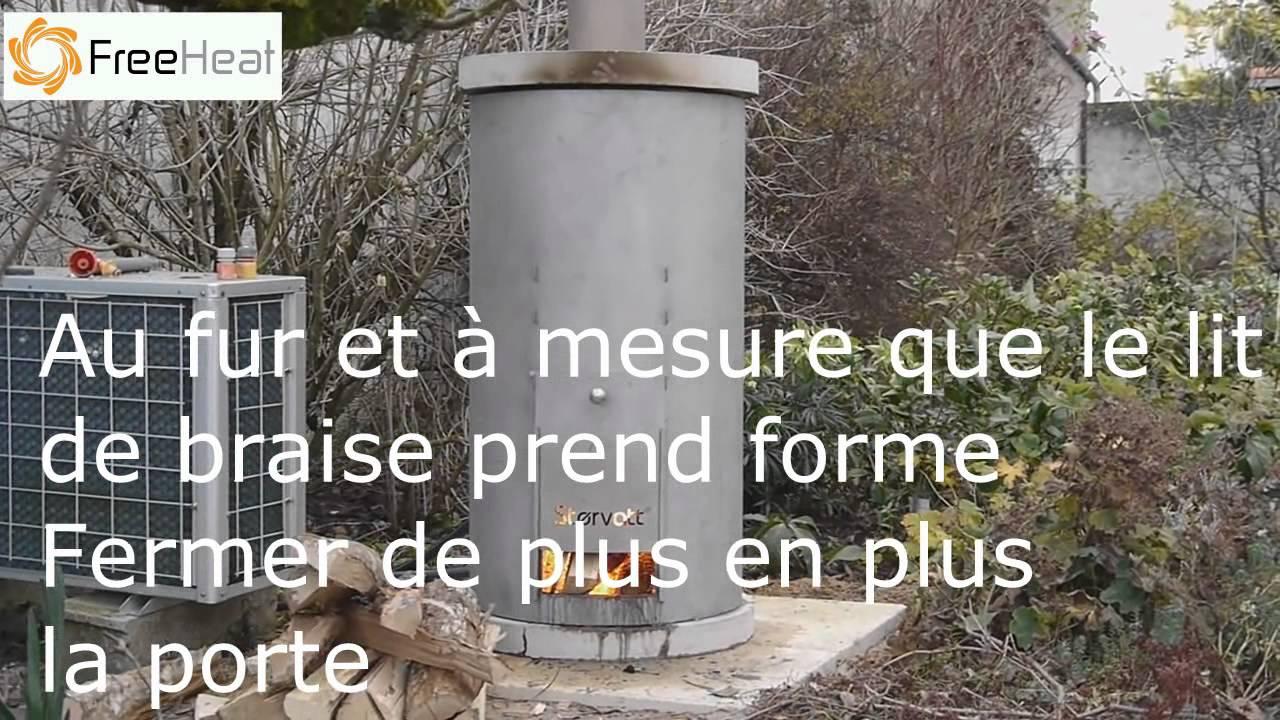 Chauffage Piscine Bois - Chauffage piscine et Jaccuzi Freeheat par poele bouilleur chaudiere YouTube