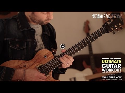 Kenny Serane's 'The Ultimate Guitar Workout' Masterclass!