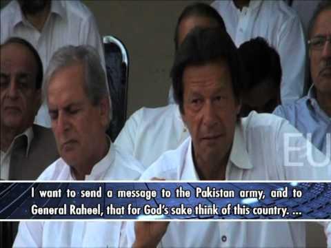 Waziristan caught in the crossfire