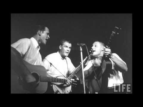 Kingston Trio - Buddy Better Get On Down The Line