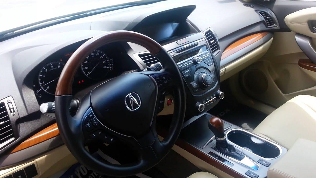 Acura RDX - Wood Interior Accessories - For Sale - Orange ...