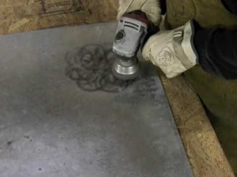 Angle Grinder | Cool Finishes With An Angle Grinder