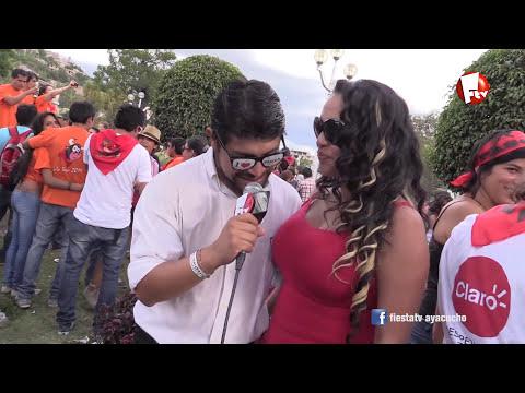 PASCUA TORO - Semana Santa Ayacucho 2014 PARTE 2/2