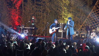 Anji - Lubang Untukmu (Puisi Aan Mansyur) | Dieng Culture Festival 2017