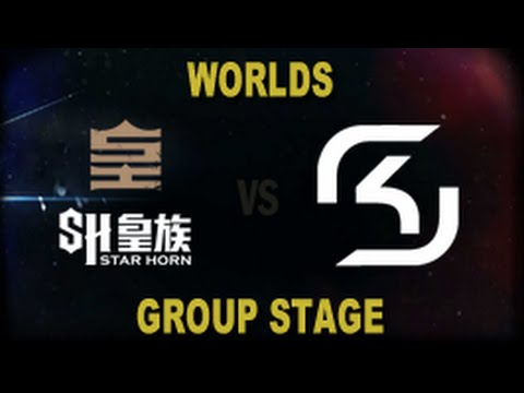 SHR vs SK - 2014 World Championship Groups A and B D2G3