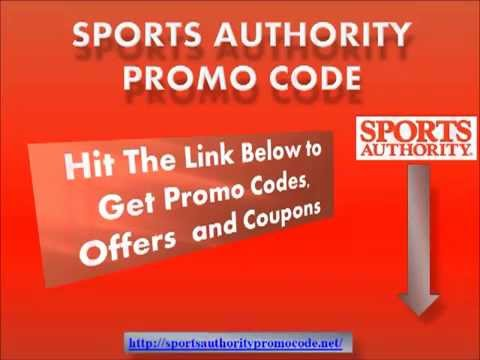 Sports Authority Promo Code - Download Sports Authority Promo Code