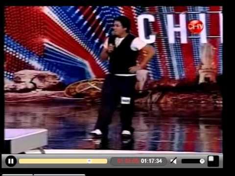 johan perez talento chileno 2011