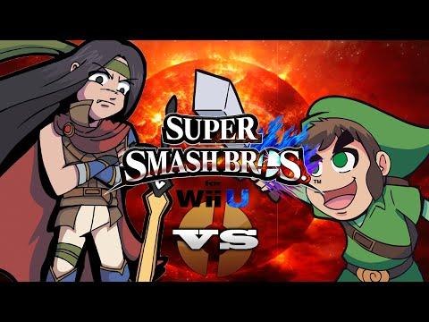 Smash Bros Wii U | Vs | Hagen Wolfhowl | Un Oponente Duro | Epico video