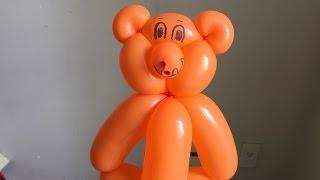 Bong bóng bay nghệ thuật | Hướng dẫn vặn bong bóng nghệ thuật hình con gấu | PA channel