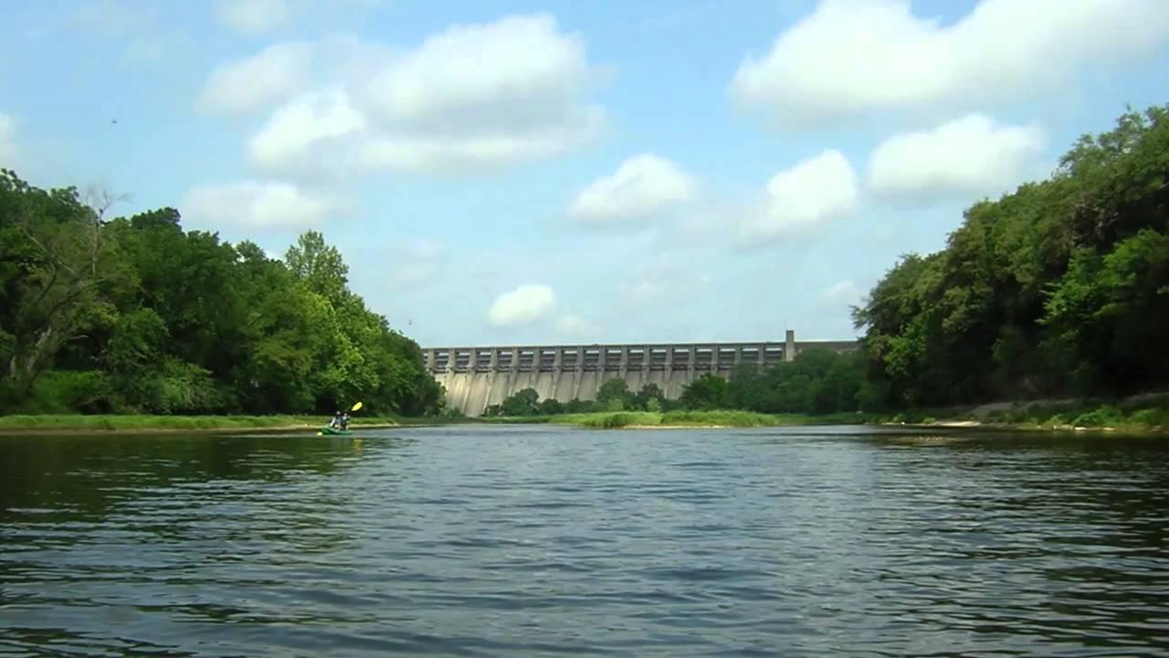Brazos river below lake whitney youtube for Lake waco fishing report