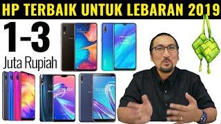 Hape/Smartphone 1-3 Juta Terbaik, untuk Lebaran 2019: Samsung, Xiaomi, Realme, ASUS - Indonesia