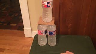 Learning to water bottle flip