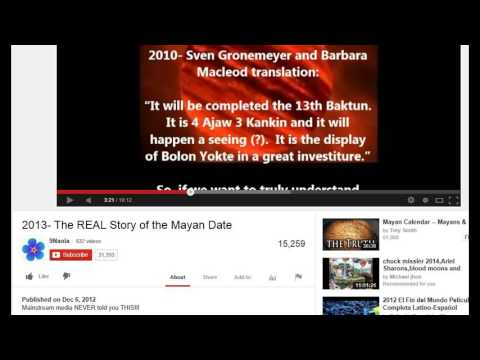 Evidence Comet ISON Fulfilled Mayan Hopi Predictions