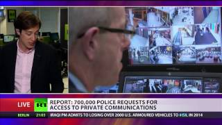 Police access private data 'every two minutes' - Big Brother Watch