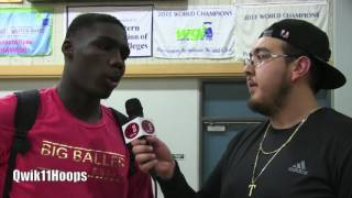Eli Scott the MOST EXCITING PLAYER on CHINO HILLS plus interview with Eli Scott