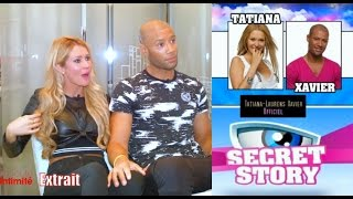 Tatiana et Xavier (Friends Trip 3): Ils font des révélations chocs sur leur saison de Secret Story!