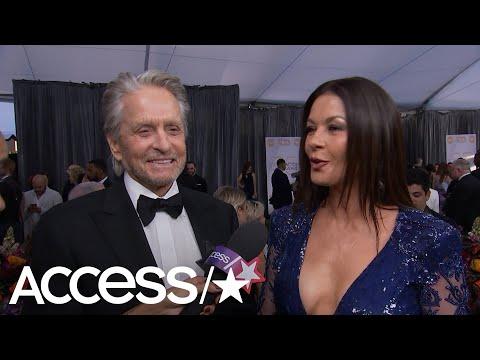 Michael Douglas & Catherine Zeta-Jones Reveal The Secret To Their Long Lasting Marriage
