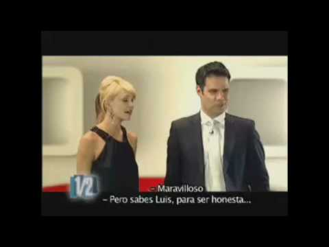 Kathryn Morris - Funny Scene interview