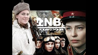 Soviet Women Soldiers of WW2: Snipers, Night Witches and Women's History