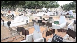 Encore une tombe profanée au cimetière de Thiaroye