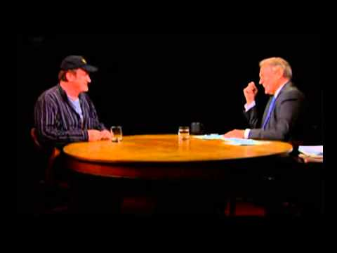 Quentin Tarantino on Charlie Rose - Django Unchained - Part 2