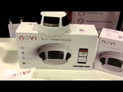 CEDIA 2015: Novi Security Breaks Down Its 4-in-1 User-Controlled Home Security System