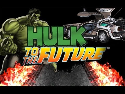 Hulk To The Future! (gta 4 Mods) video
