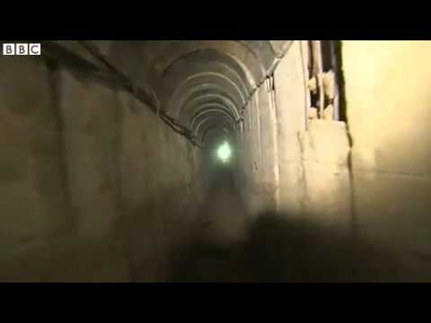 Footage from inside Gaza tunnel 'found in Israel'