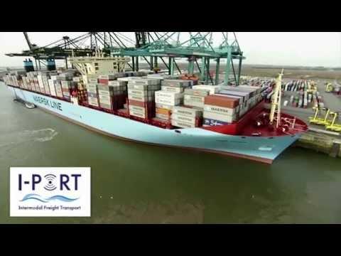 iPORT - Optimising Intermodal Freight Transport through European Ports