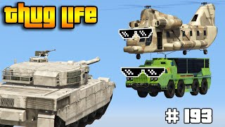 GTA 5 THUG LIFE AND FUNNY MOMENTS (Wins, Stunts and Fails #193)