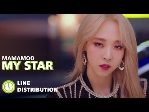 Download MAMAMOO 마마무 - 'My Star' | Line Distribution Mp4 baru